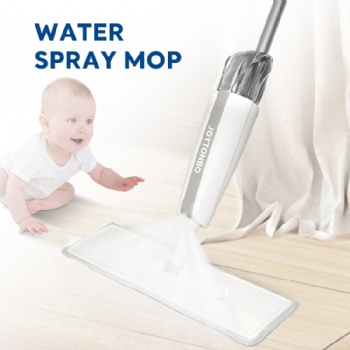 Easy handle spray mop