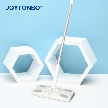 JOYTONBO Hard wood floor cleaning dust hair dry mop